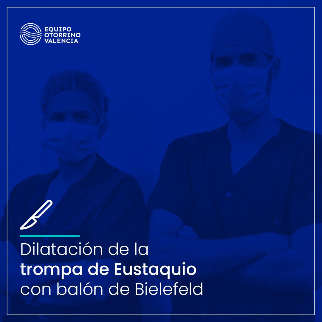 Cirugía balón Bielefeld